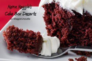 Mama Maggie's Cake Box Desserts
