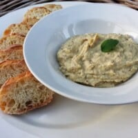 Roasted Garlic Artichoke Dip | In Mama Maggie's Kitchen