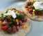 Easy Veggie and Beans Tacos