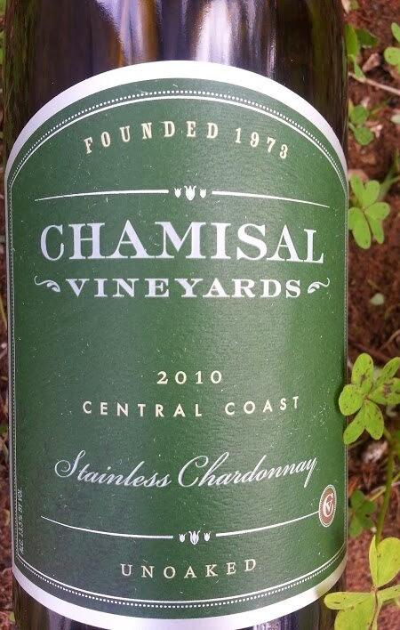 Chamisal Chardonnay 2010 | In Mama Maggie's Kitchen