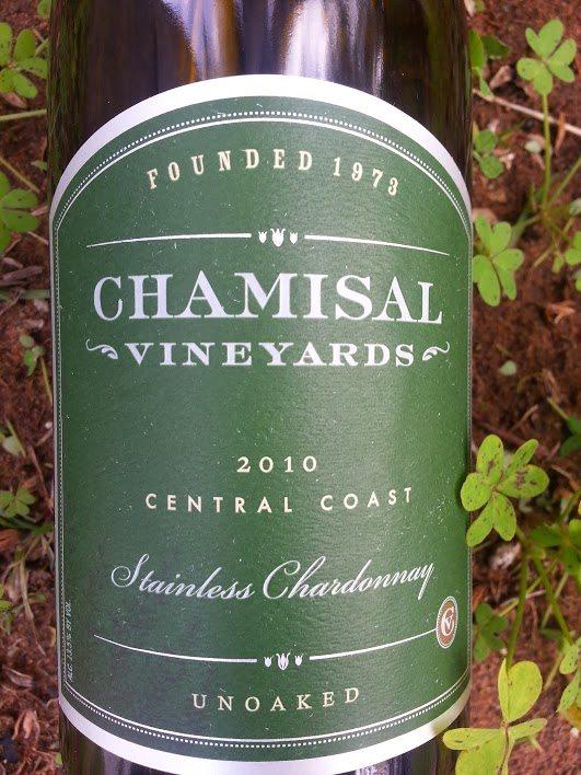 Chamisal Chardonnay 2010