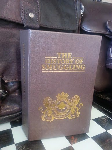 The History of Smuggling Book