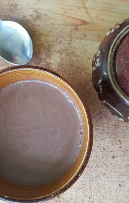 Mexican hot chocolate | In Mama Maggie's Kitchen