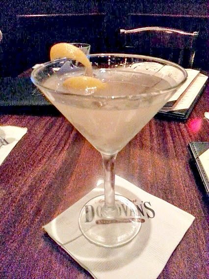 Grey Goose Pear Vodka Martini