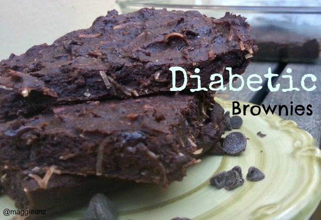 Diabetic Brownies
