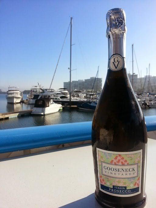 Gooseneck Wines Prosecco