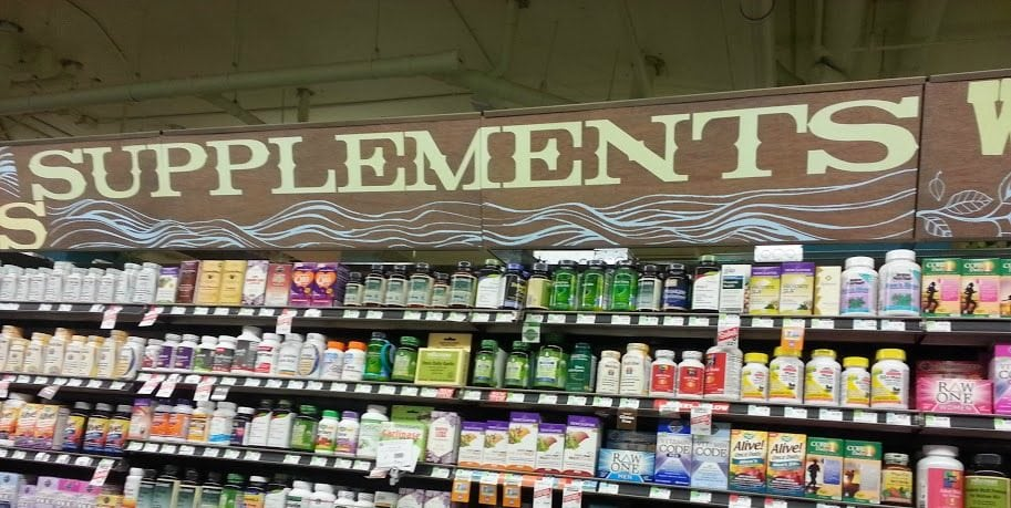 Whole Foods Supplement Sale