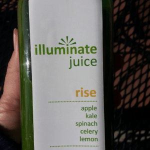 Juicing bottle