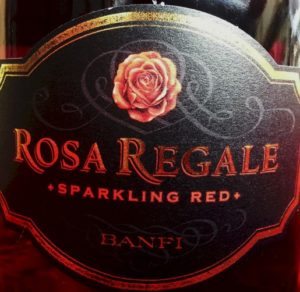 Banfi Rosa Regale Sparkling Red Wine