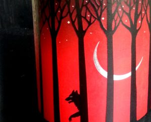 Once Upon a Vine The Big, Bad Red Blend 2010