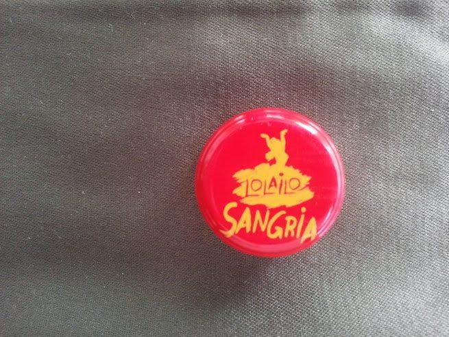 Lolailo Sangria pin