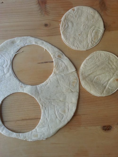 tortilla circles