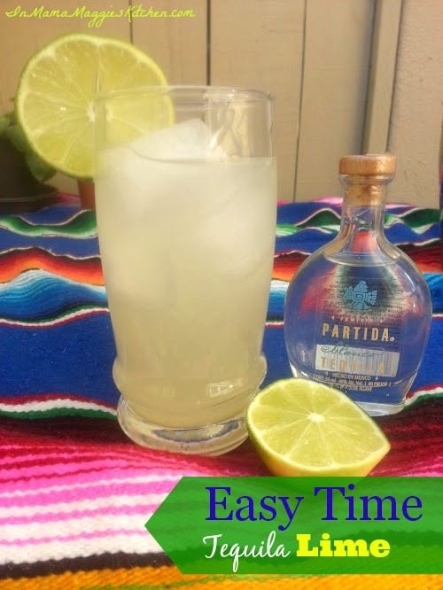 Easy Time Tequila Lime