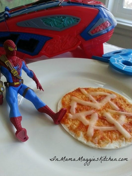 Spider Pizza 2
