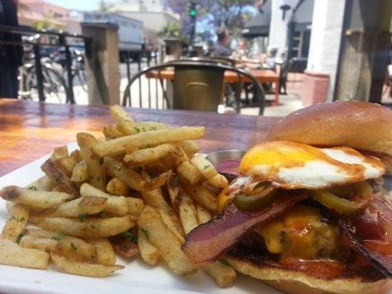 jalapeno egg burger