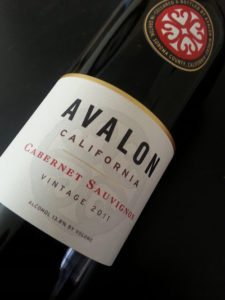 Avalon California Cabernet Sauvignon 2011