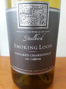 Smoking Loon Chardonnay