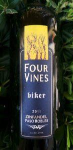 Four Vines Biker Zinfandel 2011