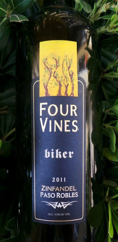 Four Vines Biker Zinfandel 2011
