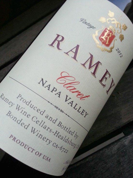 Ramey Claret 2012