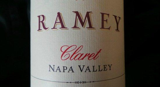 Ramey Wine Cellars Claret 2012