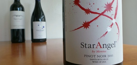 Star Angel Pinot Noir 2011