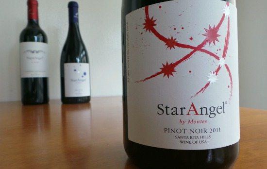Star Angel Pinot Noir 2011