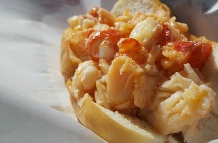 Connecticut Lobster Roll