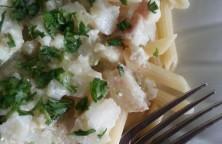 Jalapeno Fish Pasta