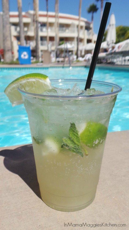 Mojito by the Loews Pool Coronado