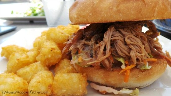 Pulled Pork and Tater Tots