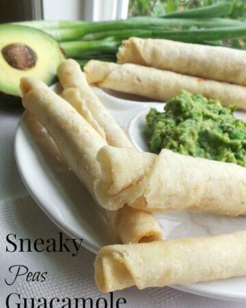 Sneaky Peas Guacamole