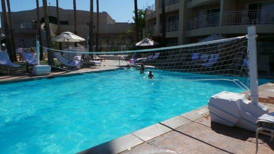 Swimming Pool at the Loews Coronado