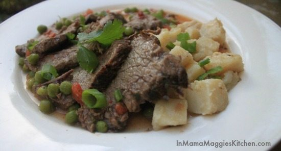Mexican Pot Roast | In Mama Maggie's Kitchen