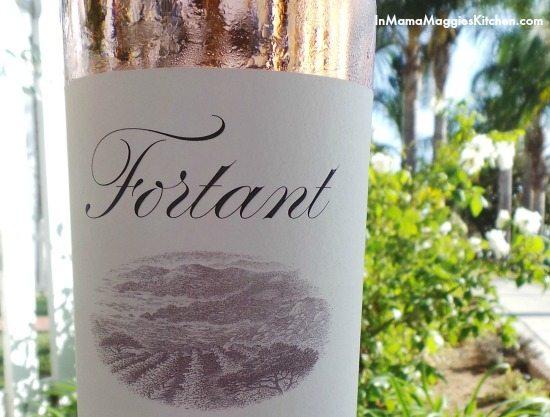 Fortant Coast Select Grenache Rosé 2012