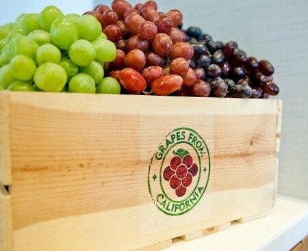 Box of Grapes