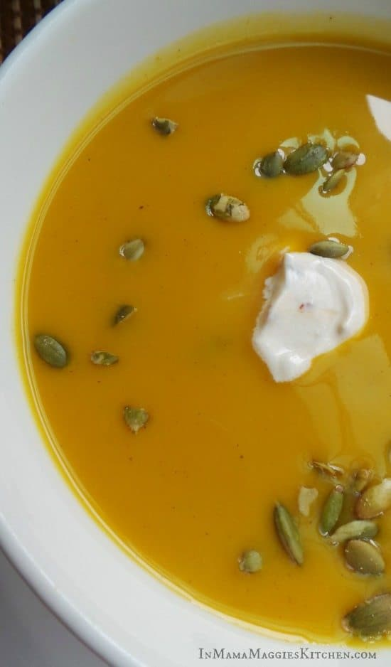 Butternut Squash with Chipotle Sauce #VivaLaMorena #shop