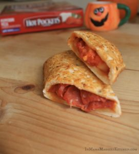 Hot Pockets for A Busy Halloween Day #Treats4All #shop