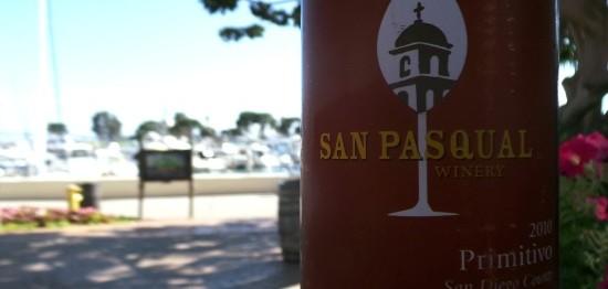 San Pasqual Winery Primitivo | In Mama Maggie's Kitchen