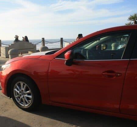 Mazda 3 in San Diego