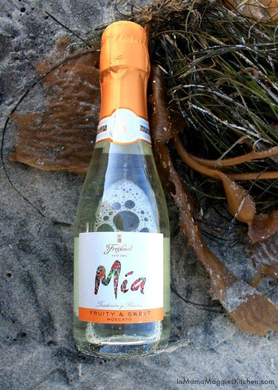 Mia Sparkling Moscato | In Mama Maggie's Kitchen 2