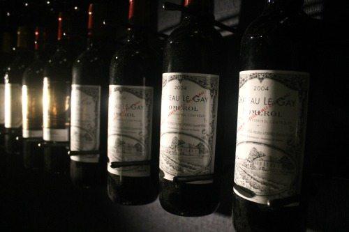 Wine Bottles at Stake in Coronado