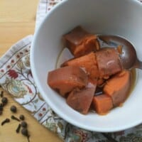 Honey Sweet Potatoes | In Mama Maggie's Kitchen