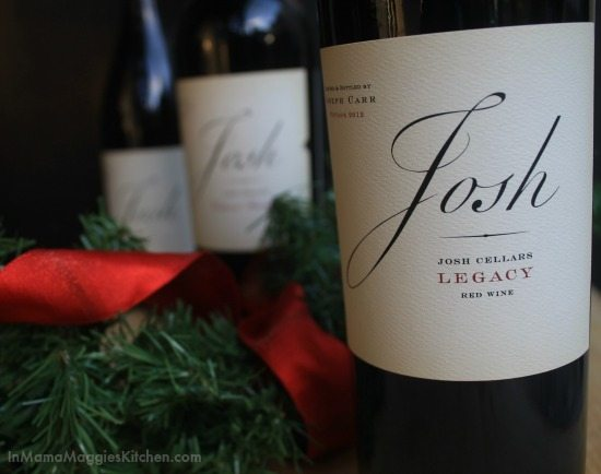 Josh Cellars Legacy | In Mama Maggie's Kitchen