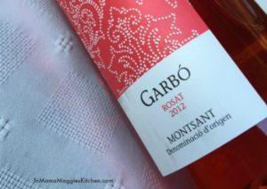 2012 Garbo Rosé