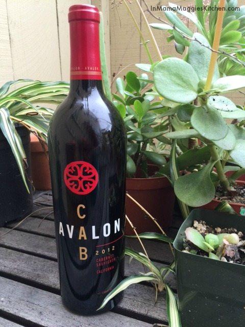 Avalon California CAB Cabernet Sauvignon 2012