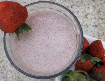 Berry Protein Smoothie
