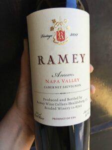 Ramey Wine Cellars is Simply Stellar