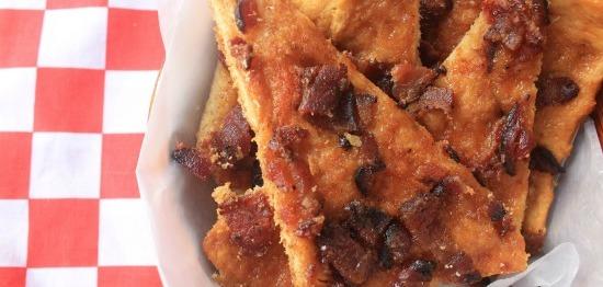 Spicy Brown Sugar Bacon Crack