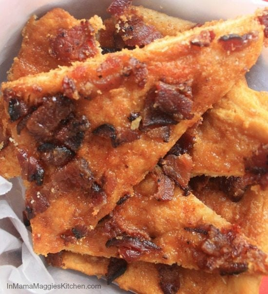 Spicy Brown Sugar Bacon Crack
